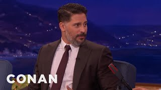 Joe Manganiello Saved Every Text From Sofia Vergara  - CONAN on TBS