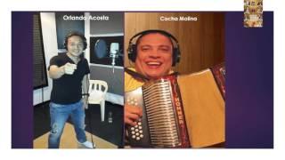 DULCE CARIÑO ORLANDO ACOSTA & EL REY VALLENATOCOCHA MOLINA. ALBUM