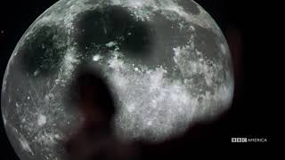 Breathtaking Moon Features | Wonders Of The Moon | BBC America