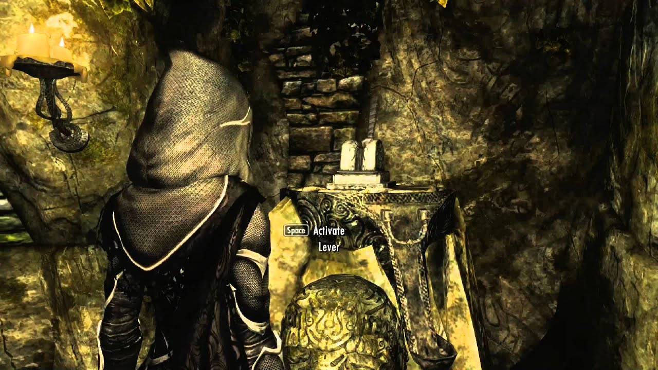 skyrim how to kill vokun