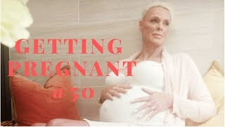 Getting Pregnant at 50-Fertility Tips for Women Over 50