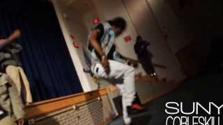 SPACEXGANG LIVE PERFORMANCE !!! SUNY COBLESKILL