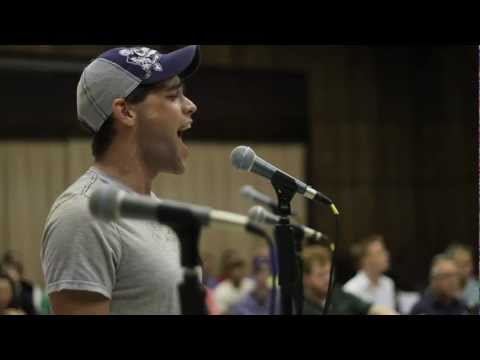 Disney's NEWSIES at Paper Mill Playhouse - Rehearsals, Part 1