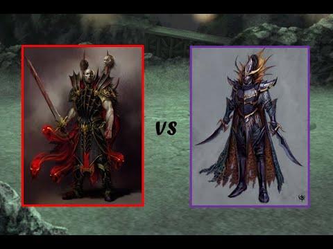 PTG The 9th Age Battle Report 095 Vampire Covenant vs Dread Elves