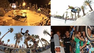 Extreme Skate Moroccan Adrenaline Extreme Sports Competition in Morocco 1