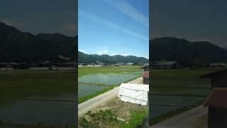 JR高山本線 臨時急行「ぬくもり飛騨路号(9011D)」飛騨古川駅到着