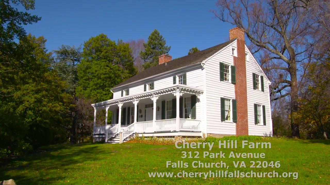 Cherry Hill Farmhouse City Of Falls Church