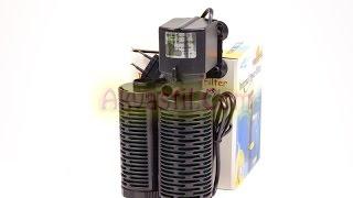 Unistar Pow 300-2 внутренний фильтр для аквариума. Оборудование для аквариума. Аквариумистика.