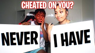 NEVER HAVE I EVER ft. MY GIRLFRIEND ASIA! SHE CHEATED ON ME...