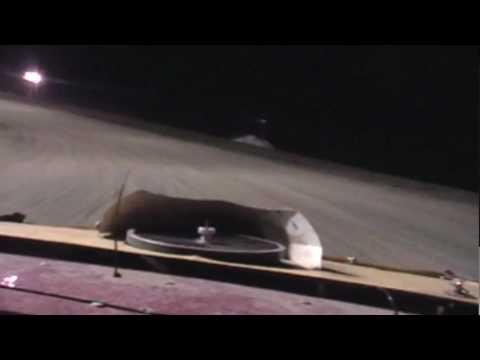 LA Raceway Street Stock Feature In-Car Camera 5-5-10 - Part 1