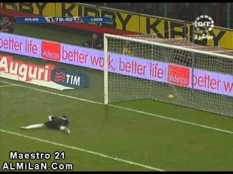 Download Highlights AC Milan 1-2 Lazio 03-12-2008