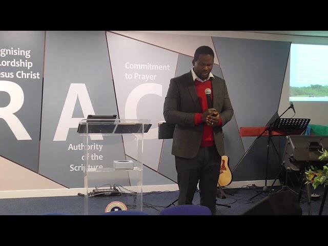 Godly Men in godless world day 2