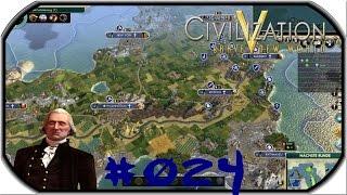 Civilization 5 ★ Frieden mit dem Black ★ Lets Battle Civilization 5 #024