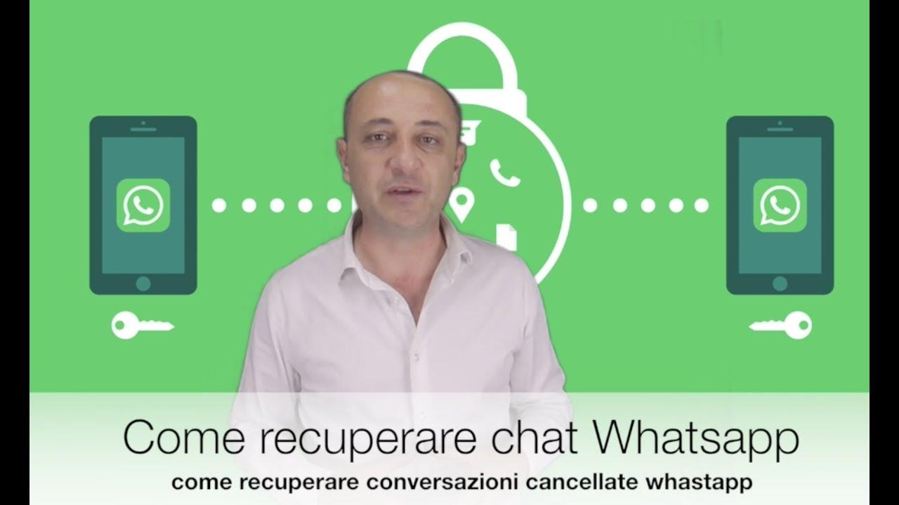 Come recuperare chat WhatsApp iPhone   Salvatore Aranzulla