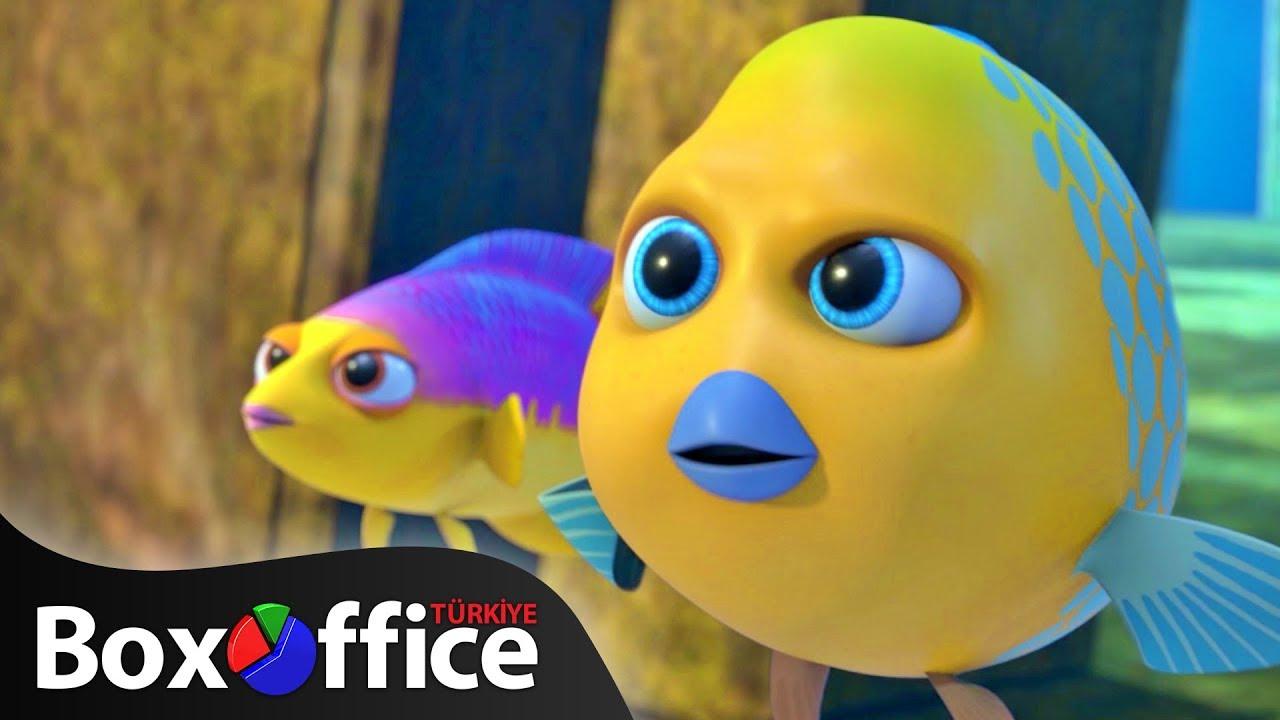 Kahraman Balık: Dublajlı Fragman