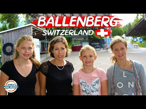Ballenberg Switzerland Open Air Museum - Travel Back In Time With Us | 90+ Countries With 3 Kids