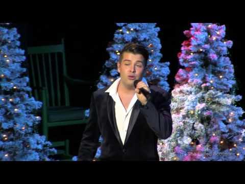 Joe McElderry - Have Yourself A Merry Little Christmas - Billingham 2016