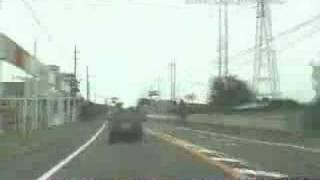 [VZ006]_990924国道6号全線走行車窓動画 Japan National Road Route 6