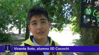 COLEGIO F249 DE QUINCHAMALÍ, VISITA COCOCHI