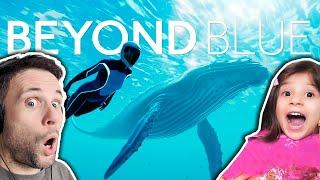 INCRÍVEL GAME DE MERGULHO | Beyond Blue #1 (Gameplay em Português PT-BR) #beyondbluegame