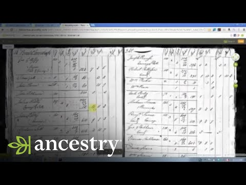 Using Tax Records For Family History Research | Ancestry
