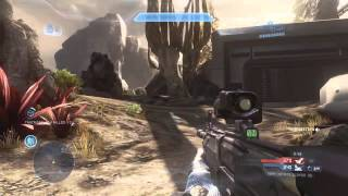 Halo 4 Multiplayer Gameplay LIVE Online - Launch Night Slayer Gameplay (XBOX 360) [HD]