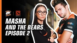 MASHA AND THE BEARS | Will Solo open his restaurant?
