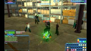 City of Heroes Gameplay