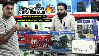 PS4 New Bundle Deals in Best Price 2020 | in Pakistan