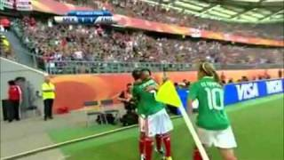 Resumen Mexico Vs Inglaterra Mundial Femenil