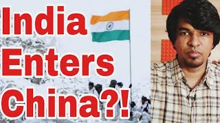 India Entered China? Explained | Tamil | Madan Gowri | MG