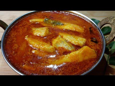 Fish Curry L Mandeli Bombil Mix Salan L Quick And Easy Fish Curry Recipe