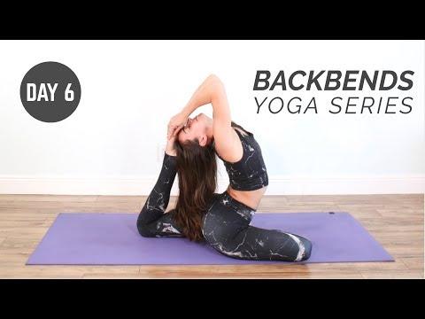1 Hour Back Flexibility Vinyasa Yoga Flow   DAY2   ROADTOSELFLOVE   Gayatri Yoga