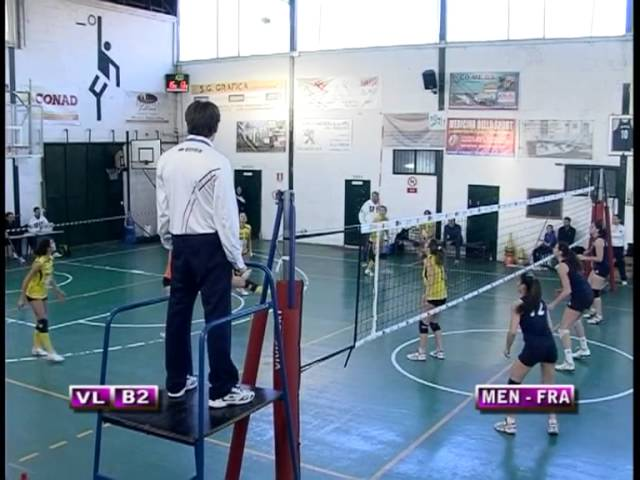 Spes Mentana vs Volley Club Frascati - 1° Set