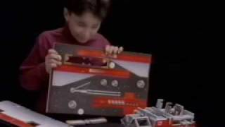 """It's a puzzle, It's a model, and you build it yourself!"" 1996/1997."