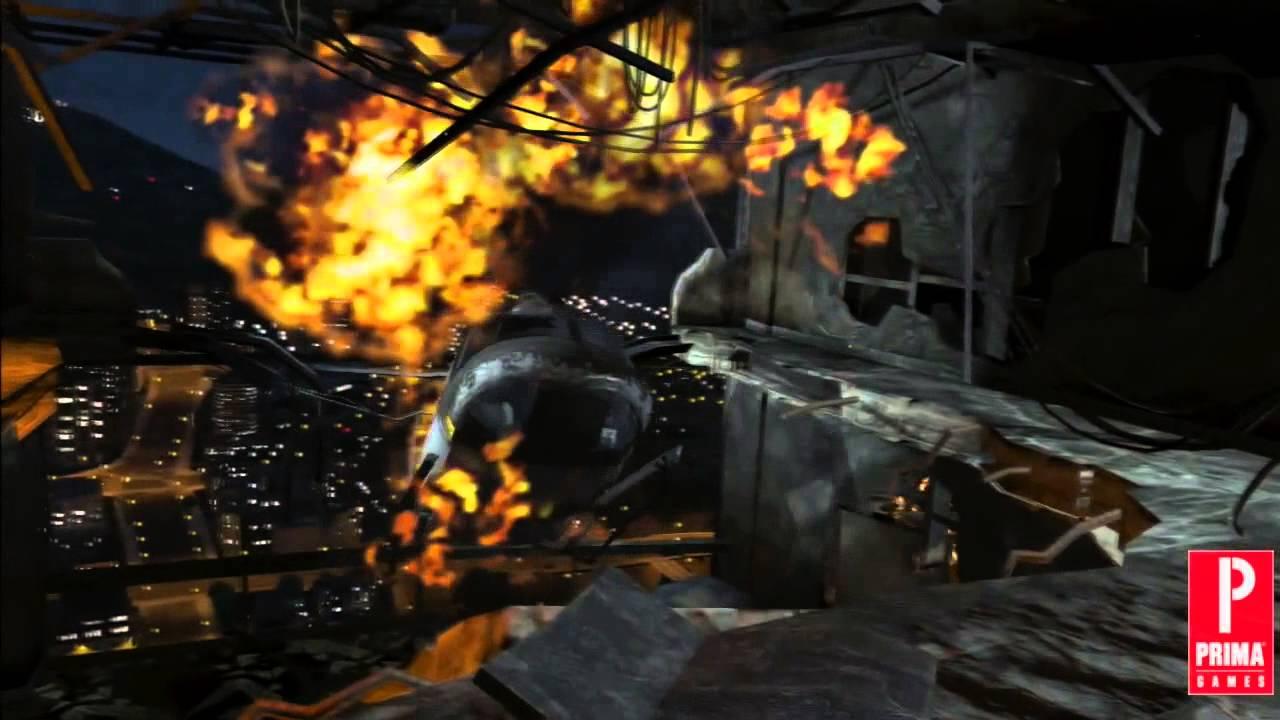 GTA 5 - The Bureau Raid - Roof Entry Approach | Walkthrough | Prima