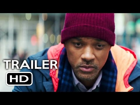 Thumbnail: Collateral Beauty Official Trailer #2 (2016) Will Smith Drama Movie HD