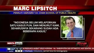 Peneliti Harvard Bingung Korona Belum Masuk ke Indonesia