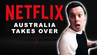 NETFLIX AUSTRALIA TAKES OVER