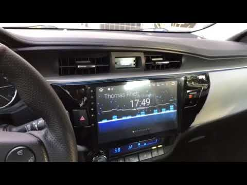 2014 Corolla Entune Stereo Problems Stereo Replaced