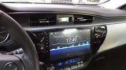 2014-2016 Toyota Corolla interior upgrades and modifications