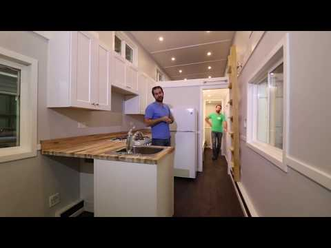 Tiny House Listings Tiny House For Sale on Wheels - Titan Tiny Homes