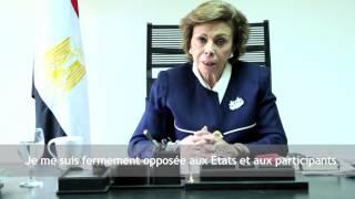 Mervat Tallawy: Elle s'insurge contre ceux qui justifient l'oppression par la « culture »