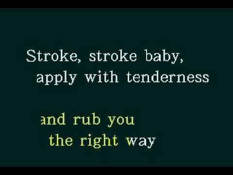 DK049 02   Gill, Johnny   Rub You The Right Way [karaoke]