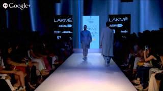 Divya Sheth, Antra Agni, Mayank Anand and Shraddha Nigam | Lakmé Fashion Week Summer/Resort 2015