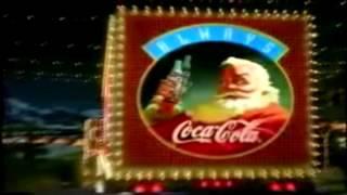 Новогодний клип Coca-Cola
