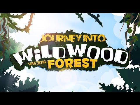 WildWood Forest - Vacation Bible School 2018 at Galas Church of Christ Philippines