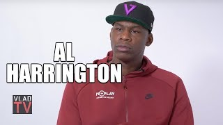Al Harrington on Never Playing Basketball to Going Pro in 4 Years (Part 1)