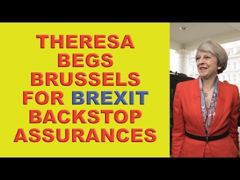 Theresa May Begging Brussels for Brexit Help!