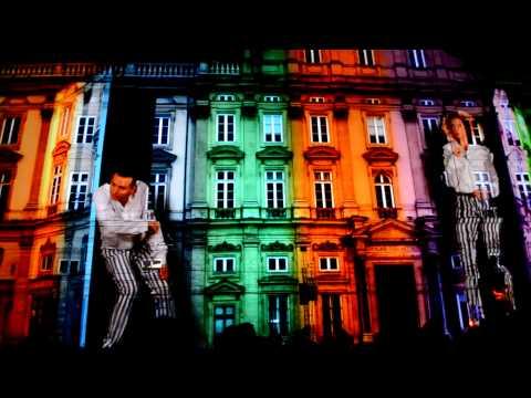 Highlights - Fête des Lumières 2012  Lyon - Place des Terreaux